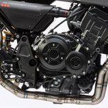 Honda presentó la espectacular CB4 Interceptor Sport