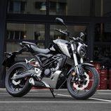 Honda CB125R 2018 la pequeña naked