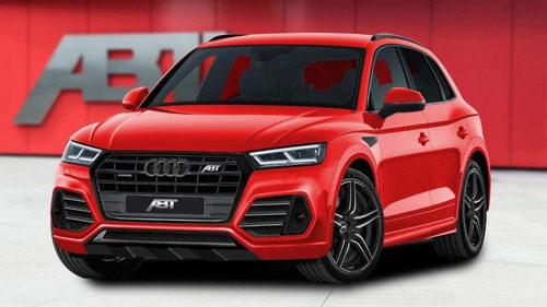 ABT preparó un imponente Audi SQ5