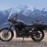 Así es la nueva Royal Enfield Himalayan