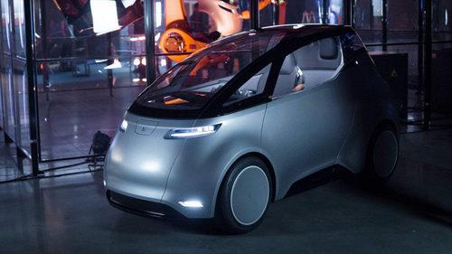 Uniti One, el coche eléctrico más económico