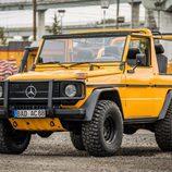 Subastado un Mercedes-Benz Wolf 250GD