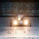 El Morgan EV3 será eléctrico