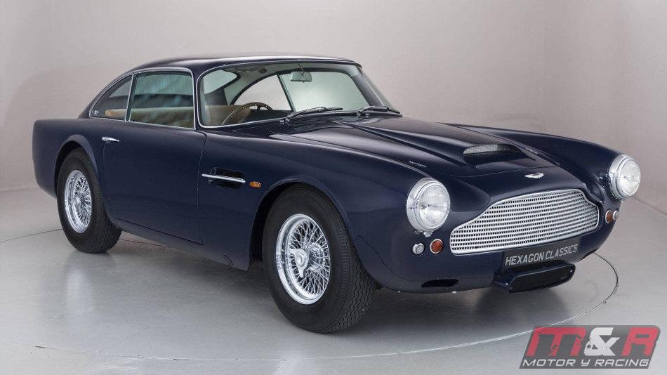 A la venta Aston Martin DB4