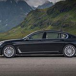 BMW anunció el 745e iPerformance