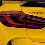El impresionante Manhart MHX6 Dirt2