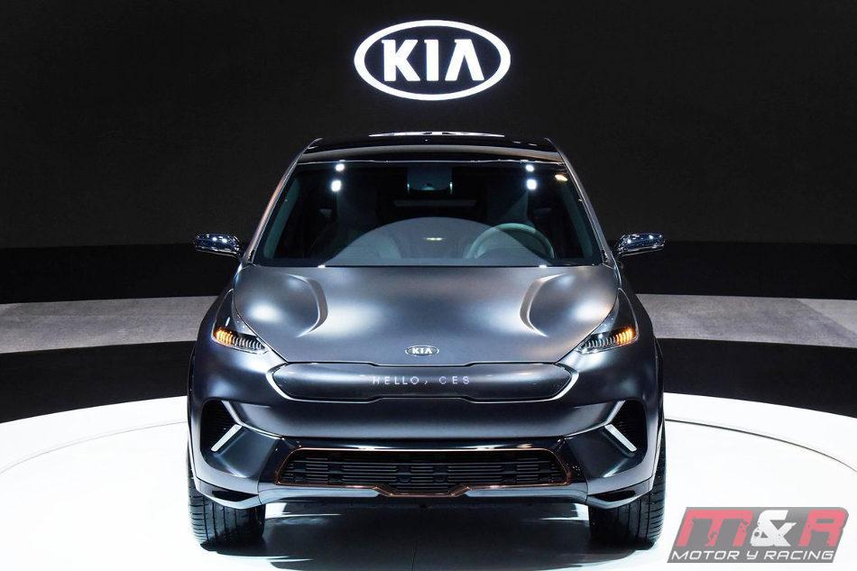 Nuevo Kia Niro EV Concept
