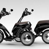 Ujet el scooter eléctrico del 2018