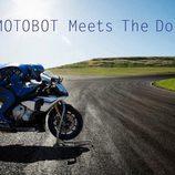 Impresionate con la Motobot de Yamaha