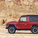 Nueva Land Rover Defender Works