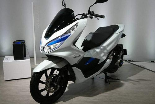 Nueva Honda PCX Electric