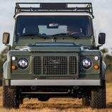 Land Rover Defender 110 actualizado por East Coast Defender