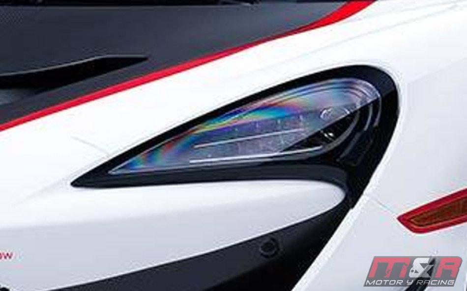 McLaren Lanzó el poderoso MSOX inspirado en el 570S