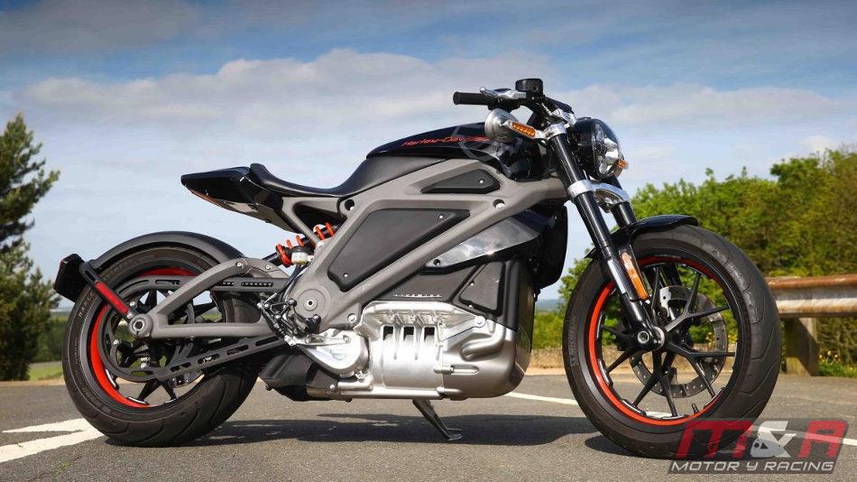 La Harley-Davidson será eléctrica para 2019