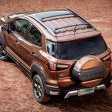 Ford presentó la Ecosport Storm versión Brasil