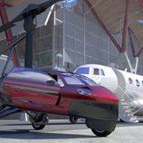 Conoce el Pal-V Liberty, el coche volador