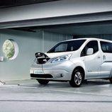 La nueva Nissan e-NV200 2018 se actualiza