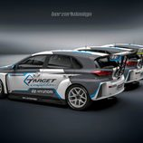 Hyundai i30 N TCR de Target Competition
