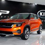 El Kia SP Concept, sólo para la India