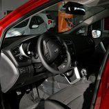Kia Cee'd: El tablero de abordo desde el lado del conductor
