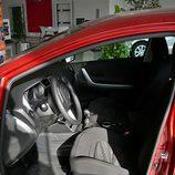 Kia Cee'd: Detalle interior