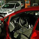 Kia Cee'd: Detalle acceso al lado conductor