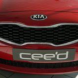 Kia Cee'd: Calandra