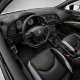 Seat León Cupra: Interior