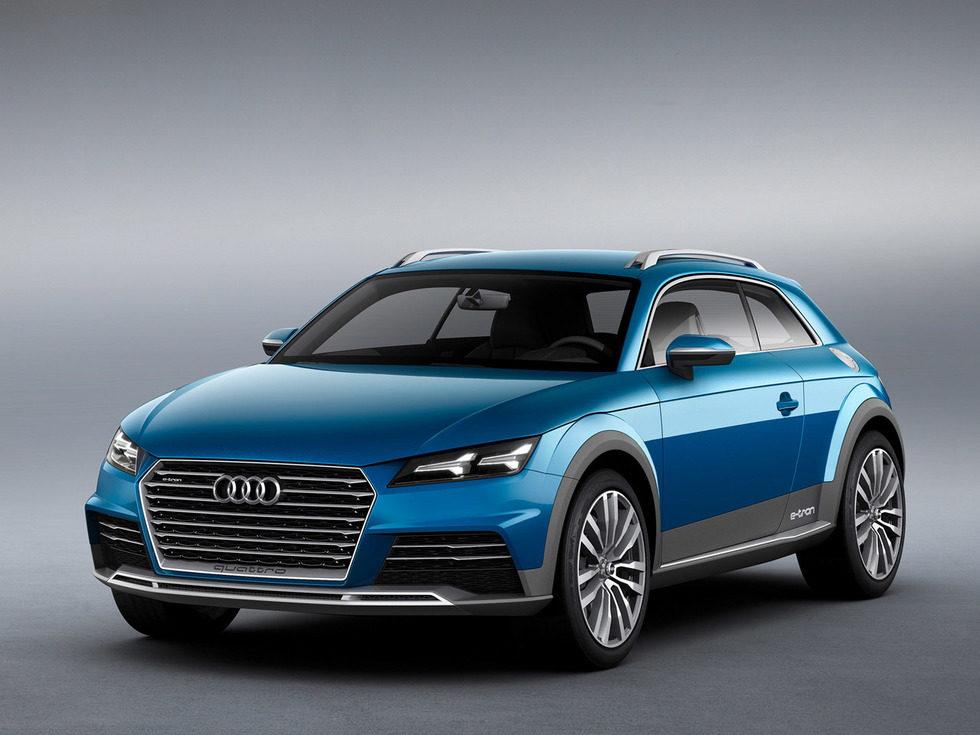 Audi Allroad Shooting Brake Concept 001