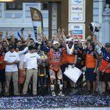 Nani Roma, campeón en coches