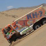 El equipo KH7 ganador en 6x6 en camiones