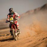 Helder Rodrigues, quinto en motos