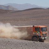 Camión KH7 en acción