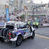 Ford Ranger de Lucio Álvarez
