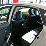 Toyota Prius: Detalle acceso a plazas traseras