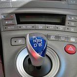 Toyota Prius: Detalle palanca de cambio