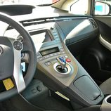 Toyota Prius: Consola central