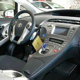 Toyota Prius: Detalle tablero de abordo (II)