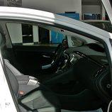 Toyota Prius: Detalle interior lado pasajero