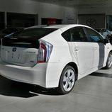 Toyota Prius: 3/4 trasera derecha