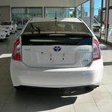 Toyota Prius: Trasera