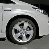 Toyota Prius: Diseño de llantas