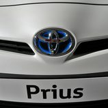 Toyota Prius: calandra