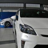 Toyota Prius: Esquina delantera