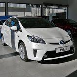 Toyota Prius: 3/4 frontal derecho