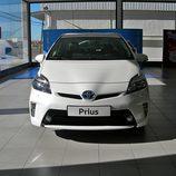 Toyota Prius: Frontal