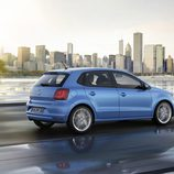 Volkswagen Polo: fundido con el paisaje