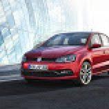 Volkswagen Polo: Nuevo frontal