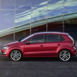 Volkswagen Polo: Lateral