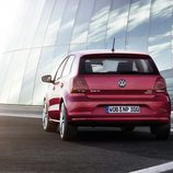 Volkswagen Polo: trasera
